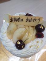 桃のケーキ.JPG